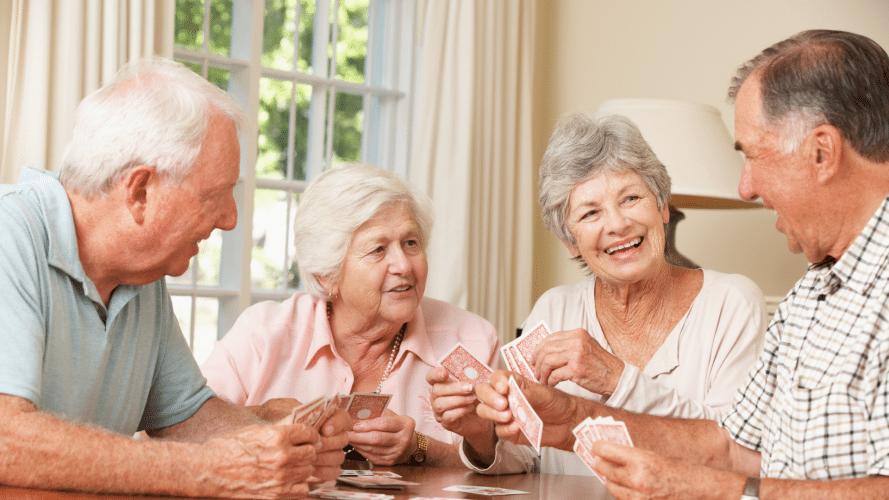 дом за стари хора